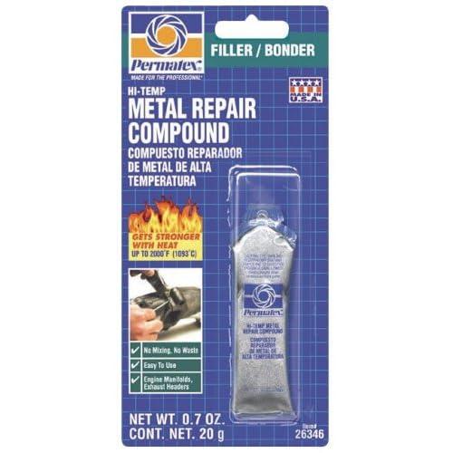 Permatex Hi Temp Metal Repair