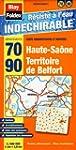Haute-Sa�ne (70), Territoire de Belfo...