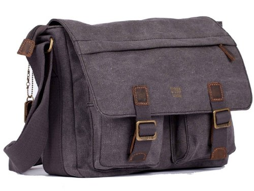 troop-london-heritage-vintage-cross-body-messenger-canvas-bag-case-trp0270-black