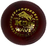 KDM Wave Leather Ball, Regular