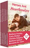 Heroes & Heartbreakers (Boxed Set)