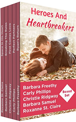 Barbara Freethy - Heroes & Heartbreakers (Boxed Set)
