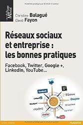 Livre : Réseau sociaux et entreprise : les bonnes pratiques