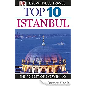 DK Eyewitness Top 10 Travel Guide: Istanbul: Istanbul