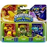 Skylanders Swap Force - Triple Character Pack - Slobber Tooth, Eruptor, Pop Fizz (Xbox 360/PS3/Nintendo Wii U/Wii/3DS)