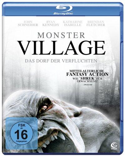 Monster Village - Das Dorf der Verfluchten [Blu-ray]