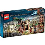 LEGO The Cannibal Escape 4182