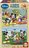 Educa Borras Puzzles Mickey Mouse Club House (16 Pieces)