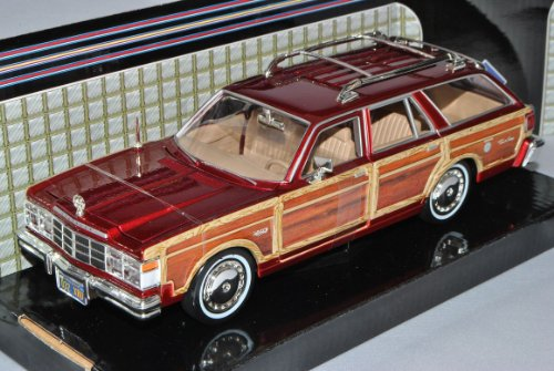 chrysler-lebaron-town-country-rot-1979-1-24-motormax-modell-auto