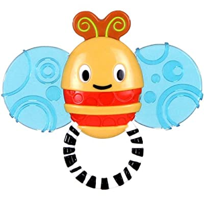 Bright Starts Start Your Senses Soothe-A-Bee Teether from KIDS II