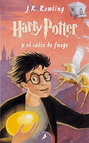 Harry Potter y el Cáliz de Fuego (Letras de Bolsillo)