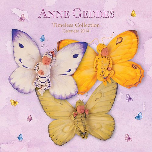 Anne Geddes - 2014 Calendar