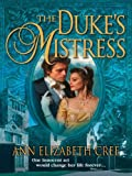 img - for The Duke's Mistress (Harlequin Historical) book / textbook / text book