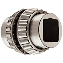 "Timken 13678SD Tapered Roller Bearing, Double Cone, Standard Tolerance, Straight Bore, Steel, Inch, 1.5570"" ID, 2.8750"" Width"