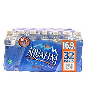 Aquafina Pure Water - 32 / 16.9 fl. Oz.