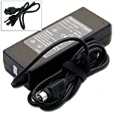 "Bestcompu ® 20V 4.5A 90W 4Pin Replacement AC Adapter for Dell 2001FP R0423 ADP-90FB UltraSharp 2100FP LSE0202C2090 Dell 20.1"" Flat Panel TFT LCD Monitor PA-9"