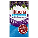 Ribena No Added Sugar Blackcurrant 288ml (Pack of 27)