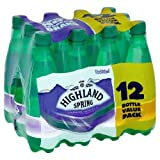 Highland Spring Sparkling Multipack 500ml Case of 12