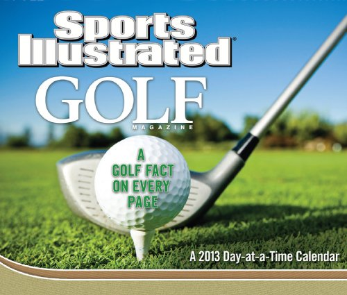 Sports Illustrated Golf 2013 Day At A Time Box Calendar
