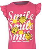 LITTLE MISS SUNSHINE SHORT SLEEVED T SHIRT AGE 4-5 - NEW