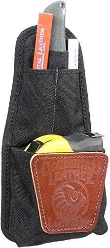 Occidental Leather 8505 Clip-on 4 Pocket Tool Holder