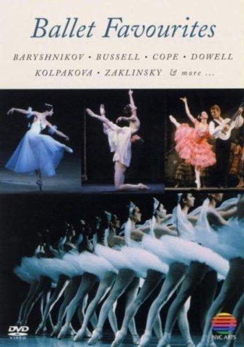 Ballet Favourites [DVD] [NTSC]
