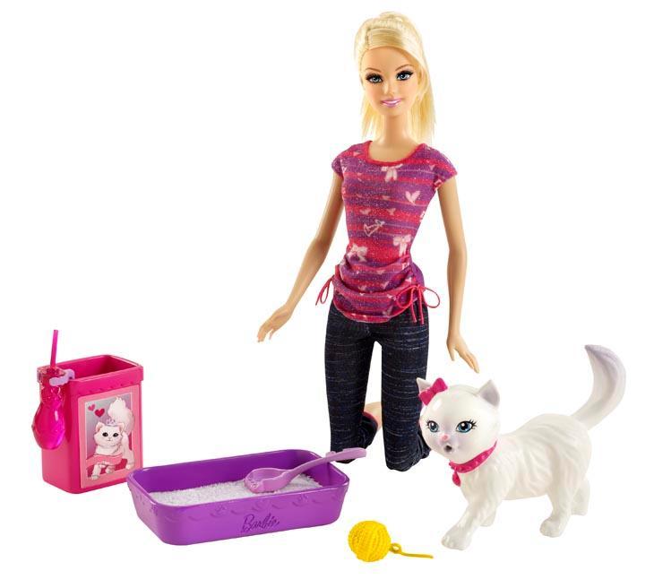 Barbie Dog Training Games
