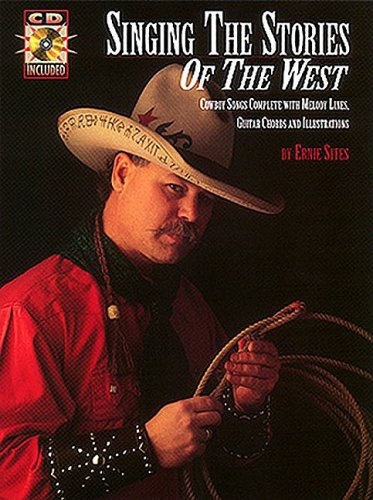 Singing The Stories Of The West CD Package
