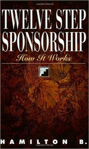 Twelve Step Sponsorship: How It Works
