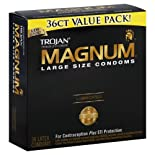 Trojan Magnum Condoms 36 ct.