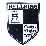 Hellsing Logo Crest Patch