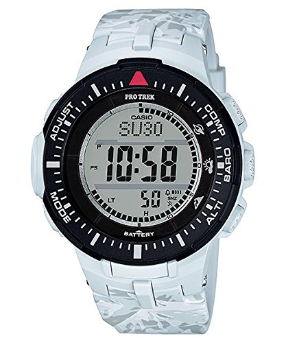 CASIO Men's Watches PROTREK World six stations Solar radio PRG-300CM-7DR
