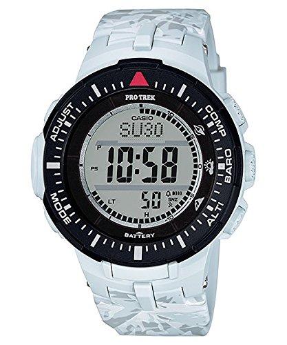 CASIO Men's Watches PROTREK World six stations Solar radio PRG-300CM-7DR