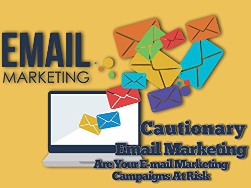 Cautionary Email Marketing - Season 1