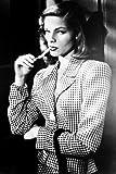 Lauren Bacall B&W The Big Sleep 24X36 Poster