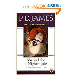 P.D. James - Shroud for a Nightingale Audiobook