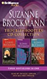 Suzanne Brockmann Troubleshooters CD Collection: Flashpoint, Hot Target, Breaking Point (Troubleshooters Series)