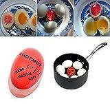 Generic New Boil Cook Color Changing Egg Timer Alarm Clock Kitchen Tools