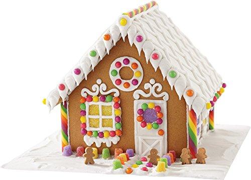 Wilton Pain d'épice de Noël Maison Décoration kit-brights, d'autres, multicolore