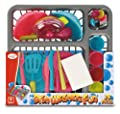 Toyrific Dish Washing Fun Play Set (28 Pieces)