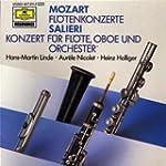 Mozart: Flute Concertos &  Saleri: Co...