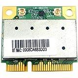 Atheros Ar9285 Ar5b195 Half Mini Pci-e Wireless Wlan Wifi + Bt Bluetooth Card Module 802.11b/g/n