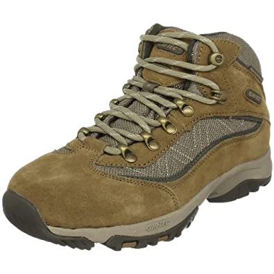 Hi-Tec Women's Cliff Trail WP Hiking Boot,Honey/Light Taupe/Sand,10 M
