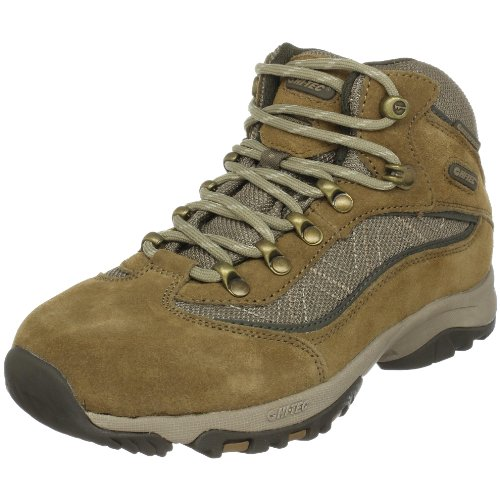 Hi-Tec Women's Cliff Trail WP Hiking Boot,Honey/Light Taupe/Sand,5 M