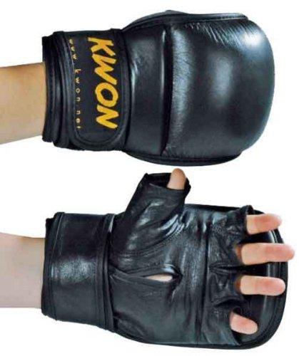 KWON SV Wettkampf Handschutz Leder