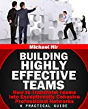 Leadership: Building Highly Effective Teams How to Transform Teams into Exceptionally Cohesive Professional Networks - a practical guide (Project Management)(The Leadership Series)