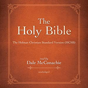 The Holman Christian Standard Audio Bible | [Made For Success, Inc.]