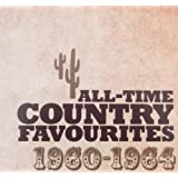 All-Time Country Favourites 1960 - 1964 (3 CD Album Set)