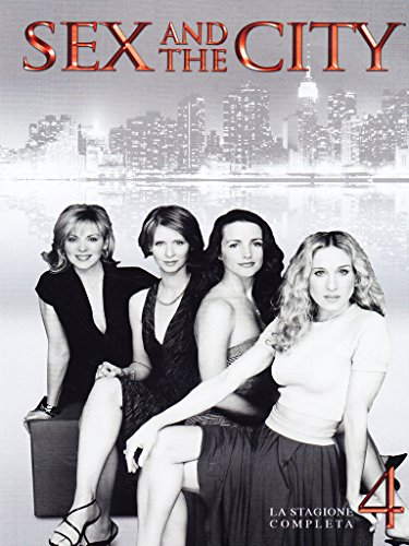 Sex and the city Stagione 04Sex and the city Stagione 04 [3 DVDs] [IT Import]