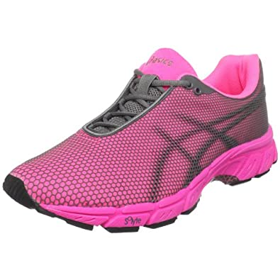 ASICS Women's GEL-Speed Star 5 Running Shoe,Hot Pink/Titanium,8 M US